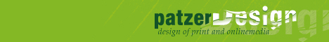 Webdesign patzerDesign