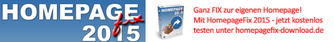 HomepageFix Software 2015