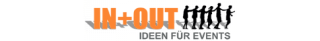 IN+OUT EVENTS  Motivation Teambuilding  Incentive  Mitarbeiter Veranstaltung Eventagentur