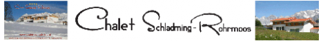 Chalet Schladming – Rohrmoos