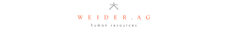 Weider AG - human resources