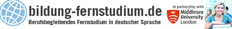 Fernstudien an der London Middlesex University & KMU Akademie