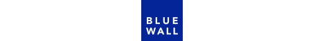 Blue Wall Designer-Möbel