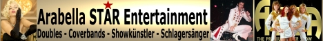 Arabella STAR Entertainment - Doubles- u. Künstleragentur