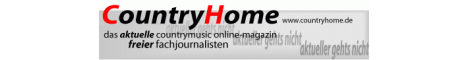 CountryHome - Germanys Premier Country Music Magazine -