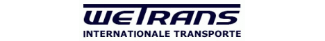 WETRANS - Internationale Transporte