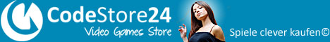 CodeStore24 - Video Games Store