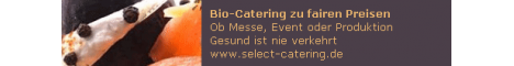 BIO Catering Berlin mit Select Catering